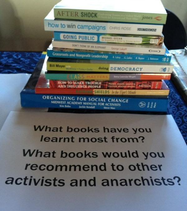 Recommended reading from your local friendly anarchists