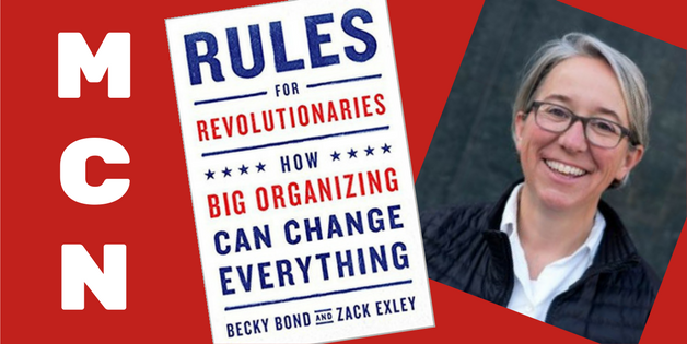 Becky Bond on Big Organising