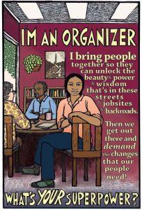 OrganizerSuperpower