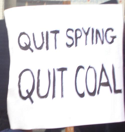 Spy vs Activist: Managing Security Risks