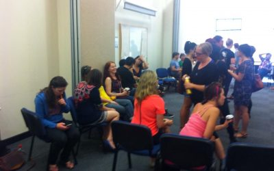 Brisbane Action Group Training